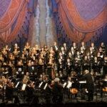 Реквием Верди в исполнении артистов Мариинского театра. Фото - Наташа Разина