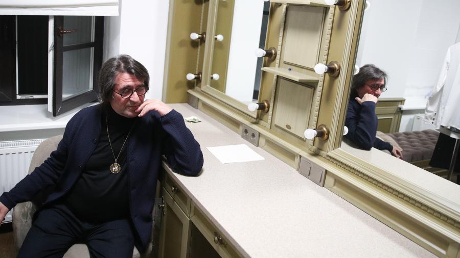 Юрий Башмет. Фото - Кристина Кормилицына/Известия