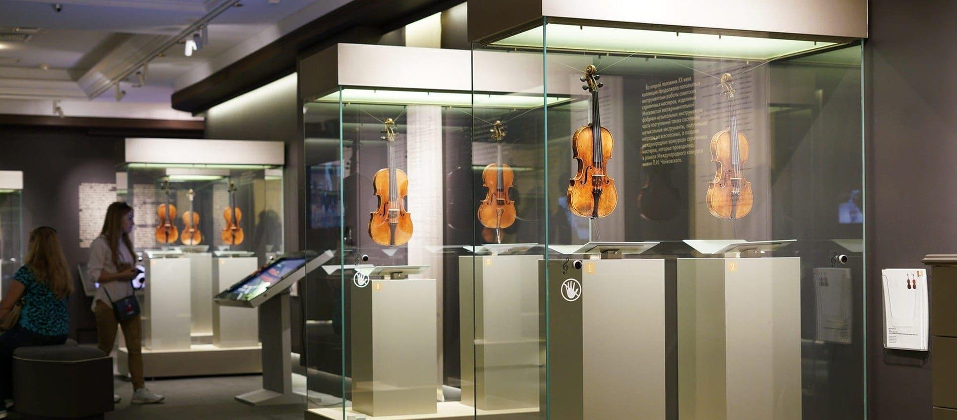 В России будет сформирована единая база данных музыкальных инструментов. Фото - сайт Российского национального музея музыки