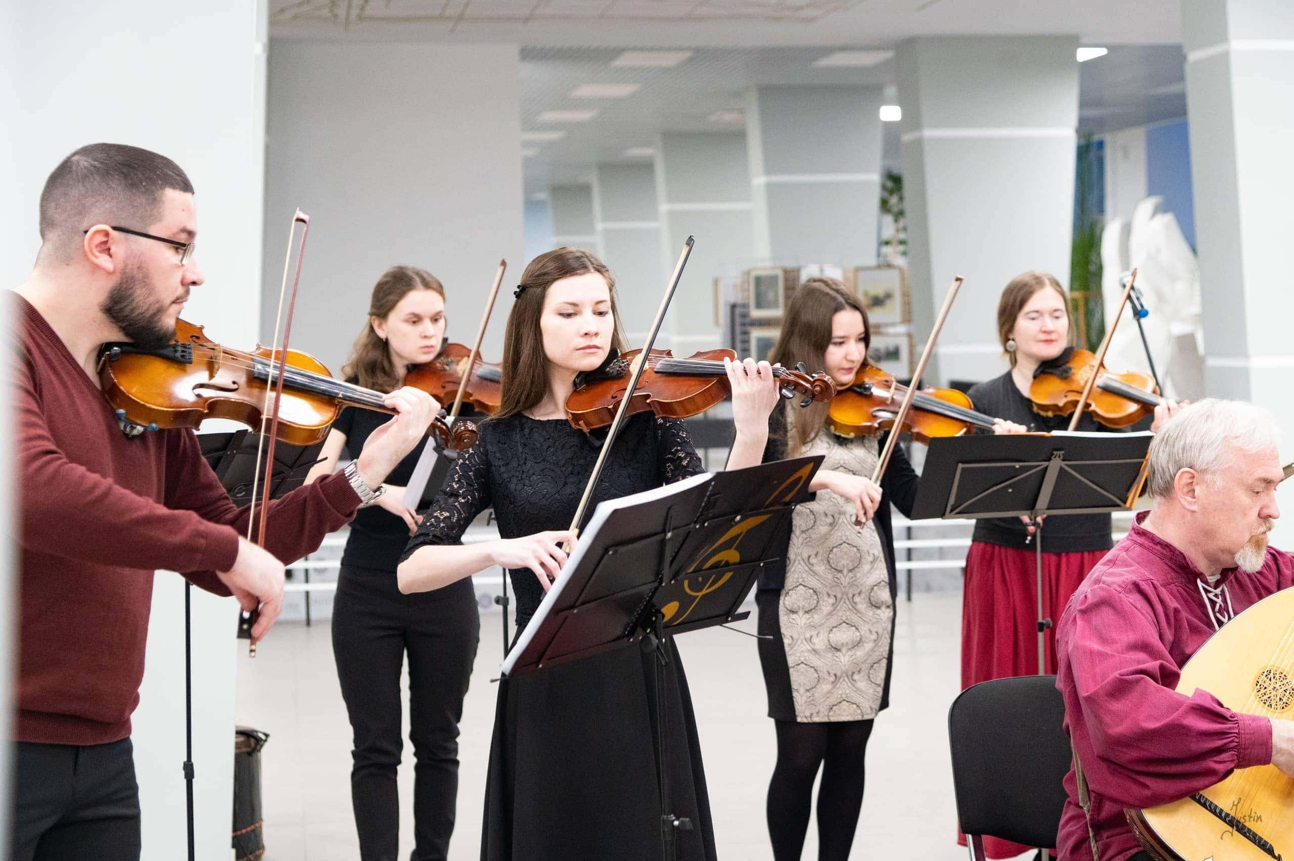 Фестиваль «Musica Integral» прошел в Новосибирске