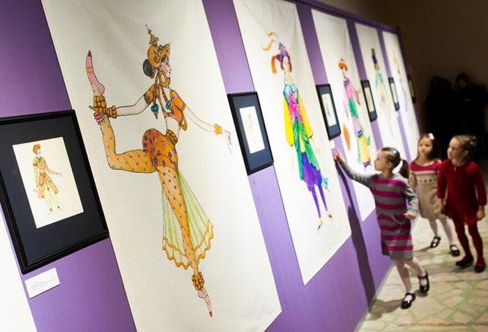 В столице Аргентины открылась выставка, посвященная «Щелкунчику» Чайковского