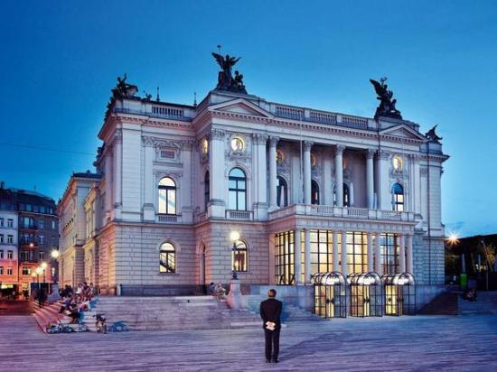 Цюрихская опера