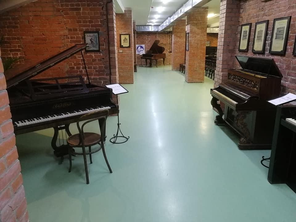 Музей фортепиано в Рыбинске