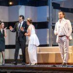 В Нижнем Новгороде состоялась премьера оперы Моцарта «Свадьба Фигаро»