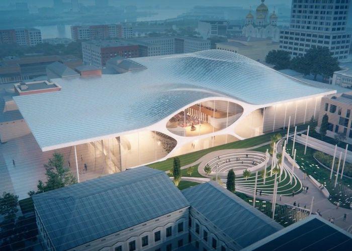 Новое здание Свердловской филармонии появится к 2025 году