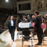 «Очень люблю играть в России»: Рудольф Бухбиндер выступил в Московской филармонии