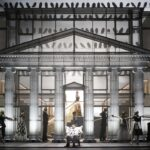 "Сцена из оперы Верди ""Бал-маскарад"". Фото -Дамир Юсупов"