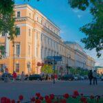 Санкт-Петербургская филармония. Фото - Владимир Постнов