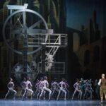 Сцена из балета «Золушка» в постановке Рудольфа Нуреева