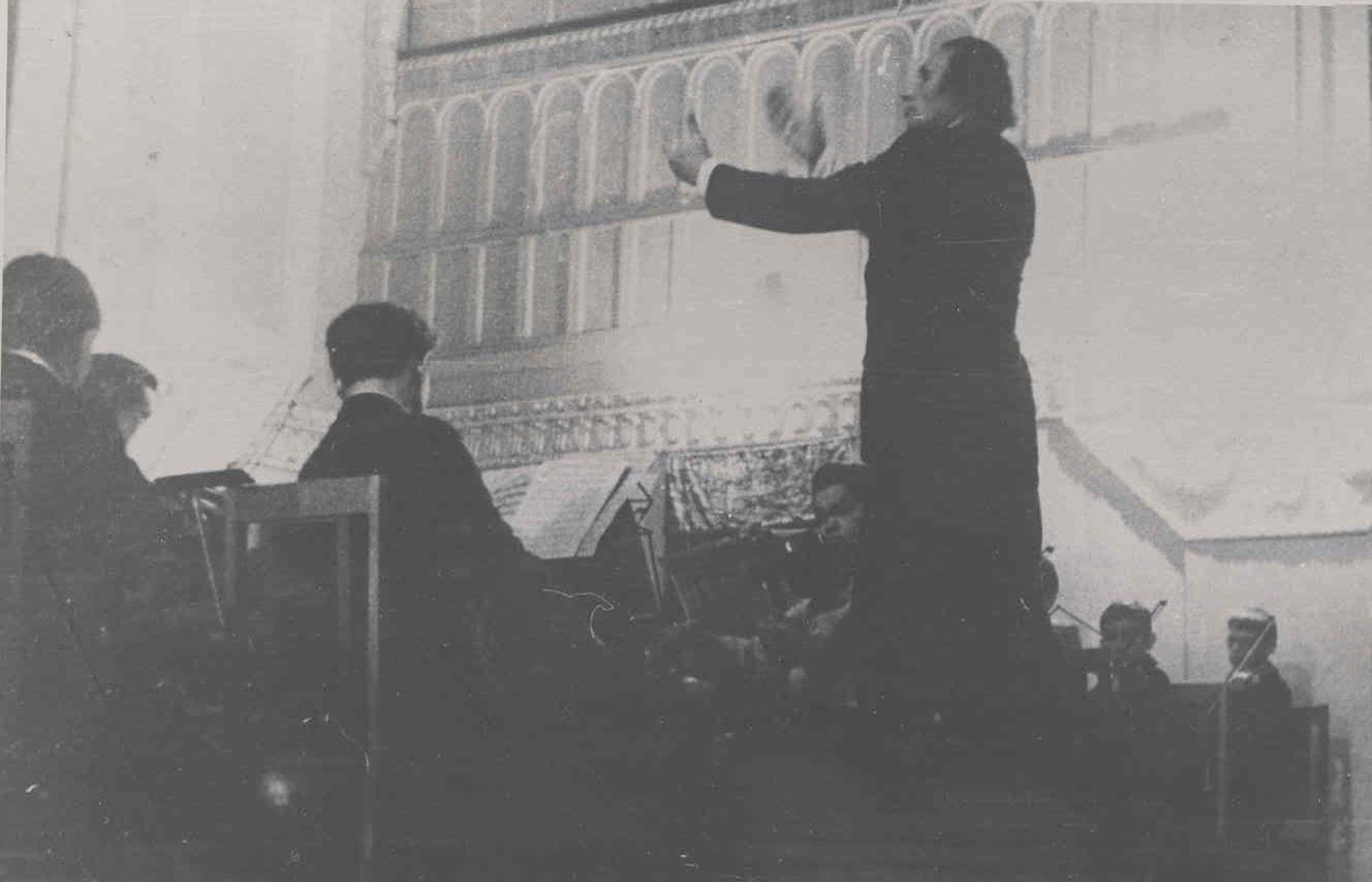 Григорий Кондратьевич Ершов. Фото из личного архива