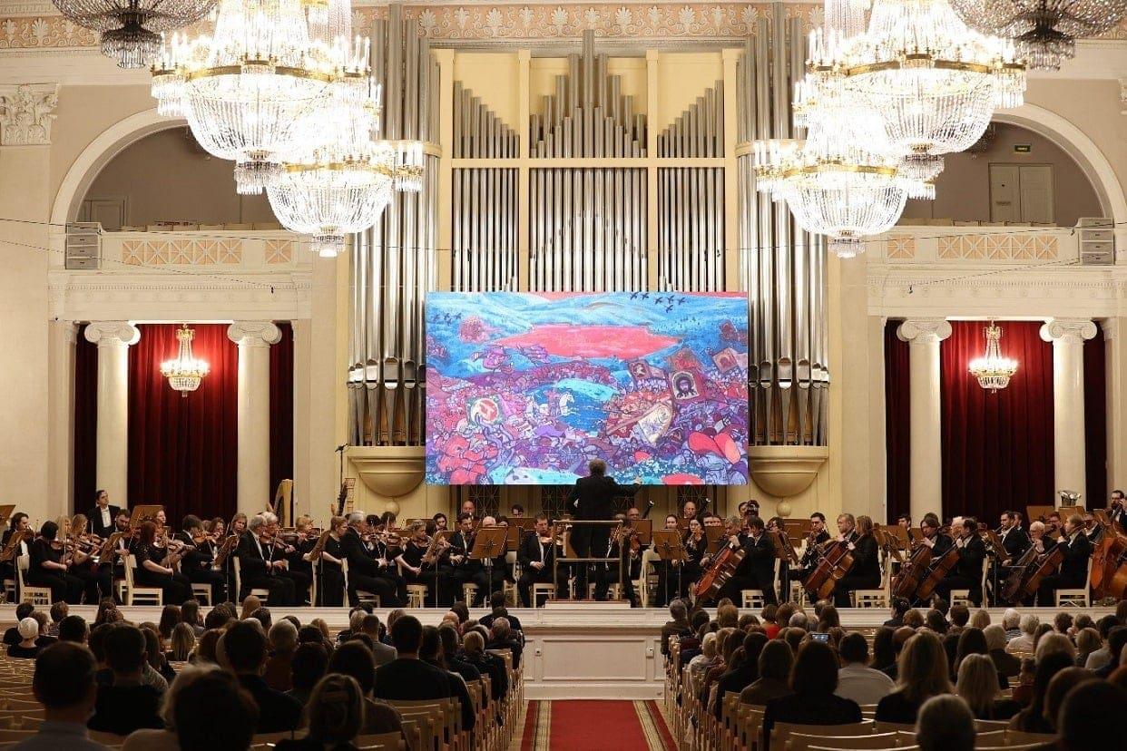 Забытый шедевр Глиэра исполнили в Петербурге в присутствии потомков композитора