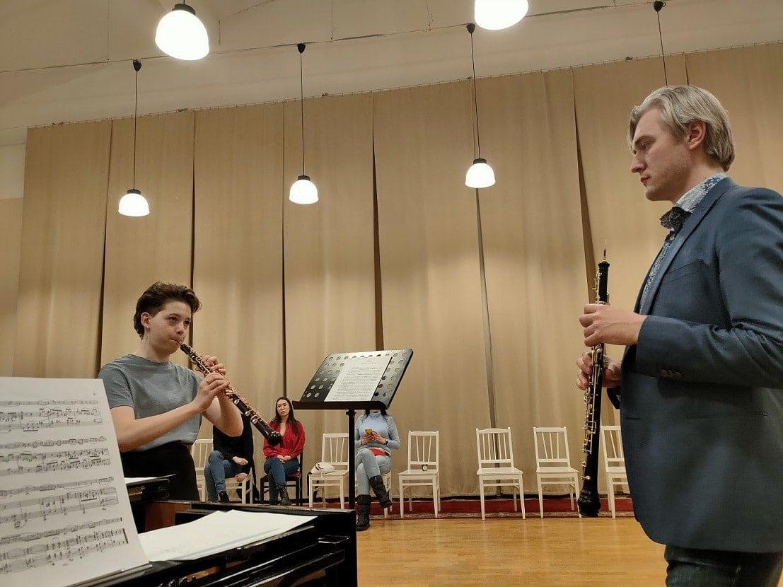 Иван Подъемов и Арина Широкова