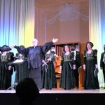 Ансамбль духовной музыки «Благовест» и композитор Антон Висков отметили 30-летие творческого союза.