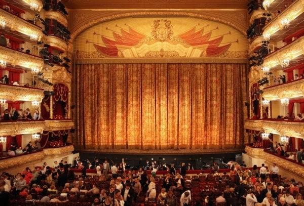 Большой театр увеличил доходы от продажи билетов
