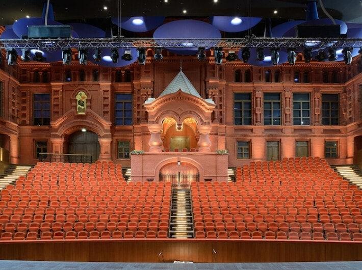 Зал «Геликон-оперы»