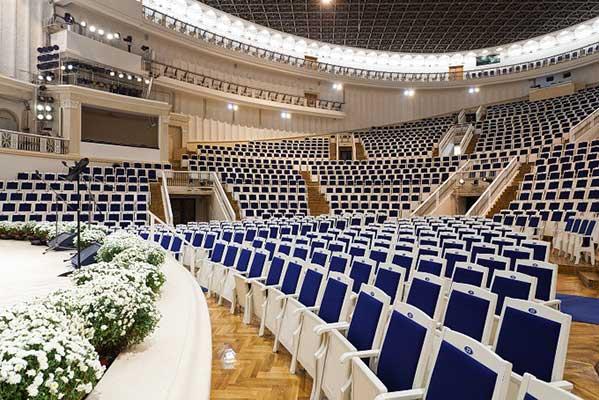Московская филармония открыла продажу абонементов юбилейного сезона