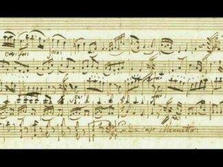 Автограф Моцарта выставят на продажу