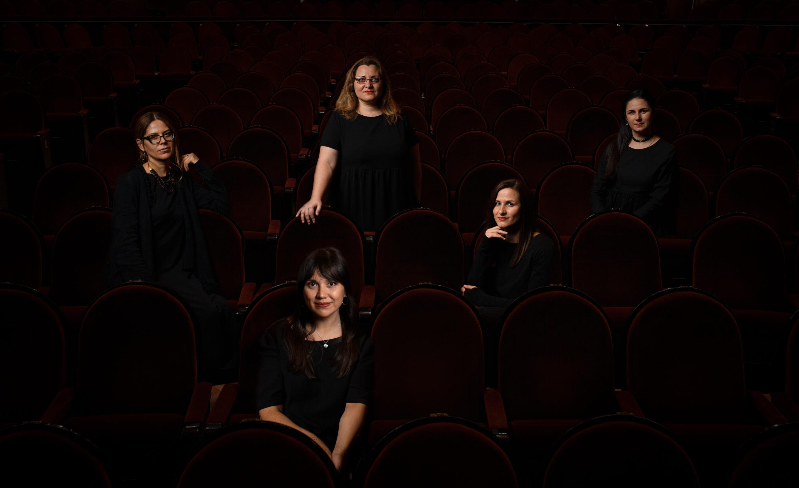musicAeterna 4 впервые представит московской публике программу «Καιρός Αγάπης». Фото - Андрей Чунтомов