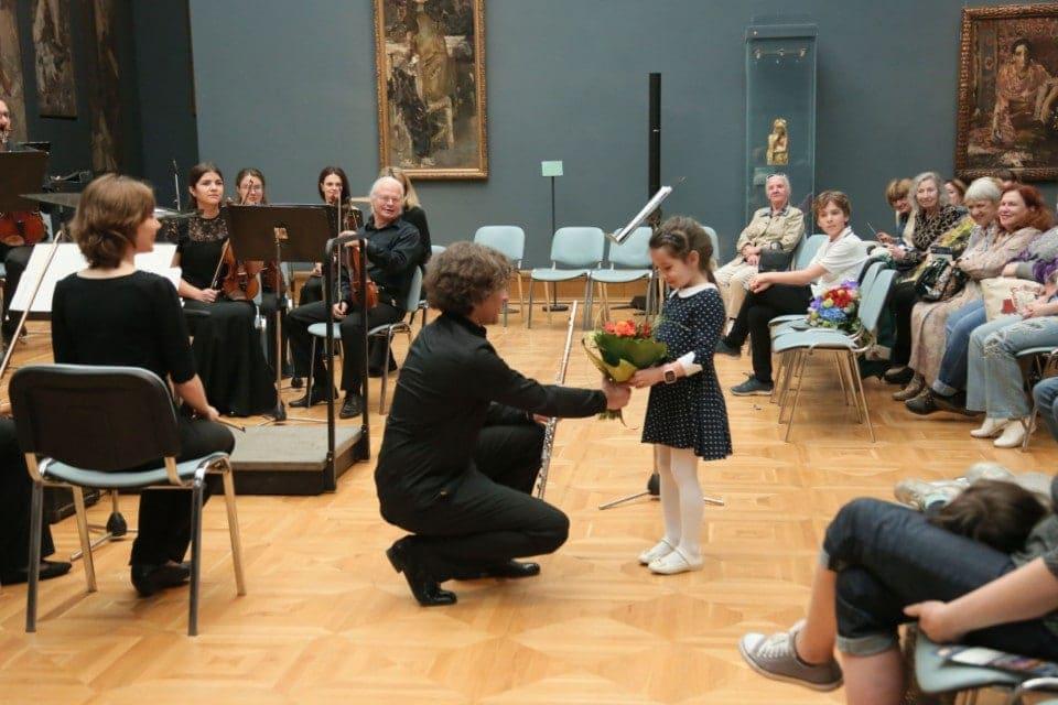 Российский национальный оркестр возобновляет серию музыкально-образовательных концертов