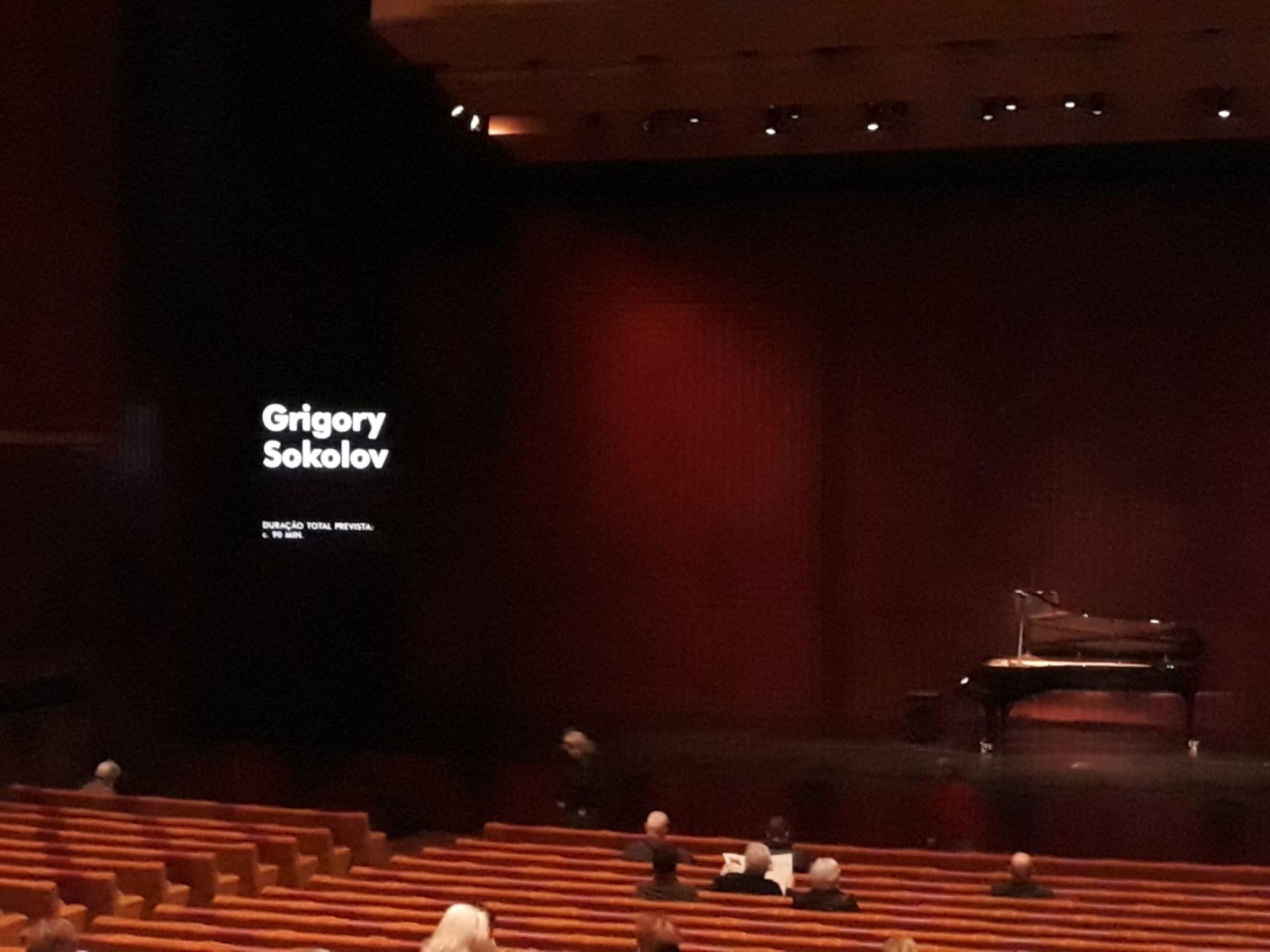Григорий Соколов вернул публику в лучший концертный зал Португалии