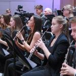 Гобоисты Уральского молодёжного симфонического оркестра