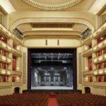 Венская опера открывается