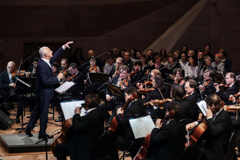 """Оркестр """"Виртуозы Москвы"""". Фото - официальный сайт оркестра"""