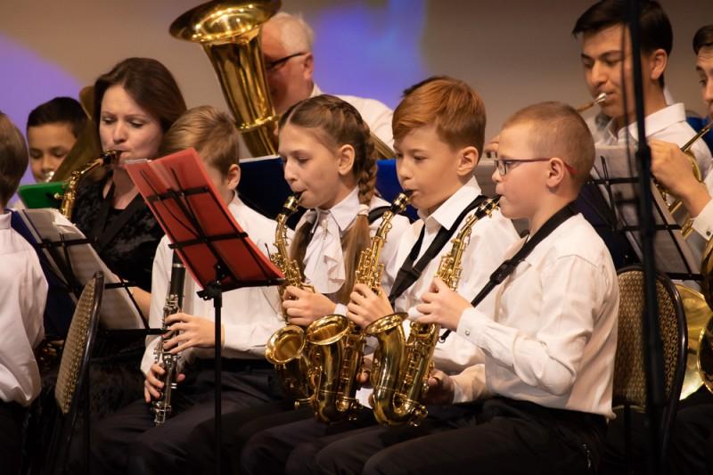 Готовятся меры поддержки талантливых исполнителей на духовых музыкальных инструментах