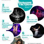 Гастроли театра оперы и балета Коми пройдут в Санкт-Петербурге