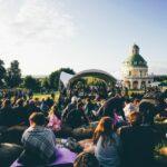 Фестивали классической музыки проходят на территории исторического парка села Подмоклово с 2014 года