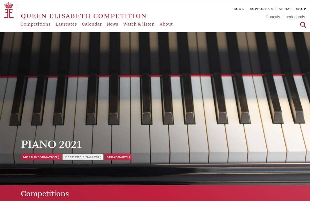 В финал музыкального Конкурса Королевы Елизаветы в Брюсселе прошли трое россиян