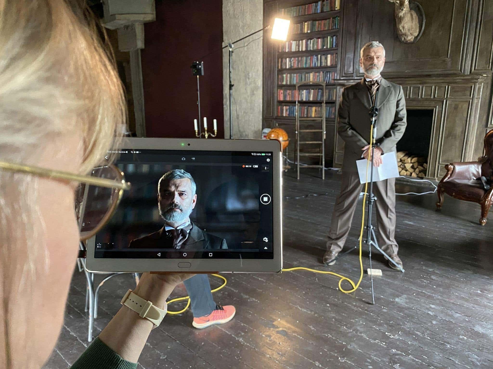 прокат выходит новый фильм лауреата Тэфи Елены Васюковой «Чайковский. Русский гений»