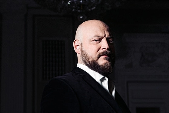 Владислав Сулимский. Фото - Екатерина Афонина