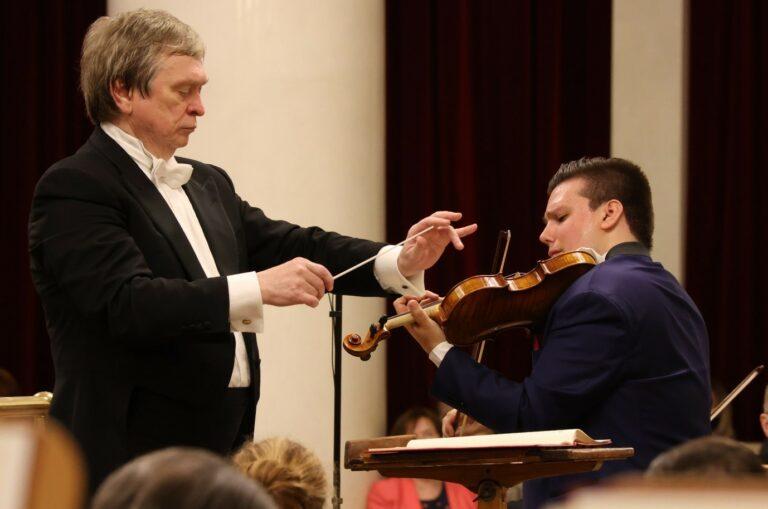 Петербургская филармония отметила 100-летие