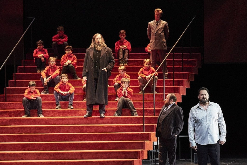 Фестиваль спектаклей Парижской национальной оперы пройдет в Москве