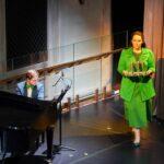Клеопатра – Мария Баракова. Концертмейстер – Сергей Константинов.Фото - Павел Рычков