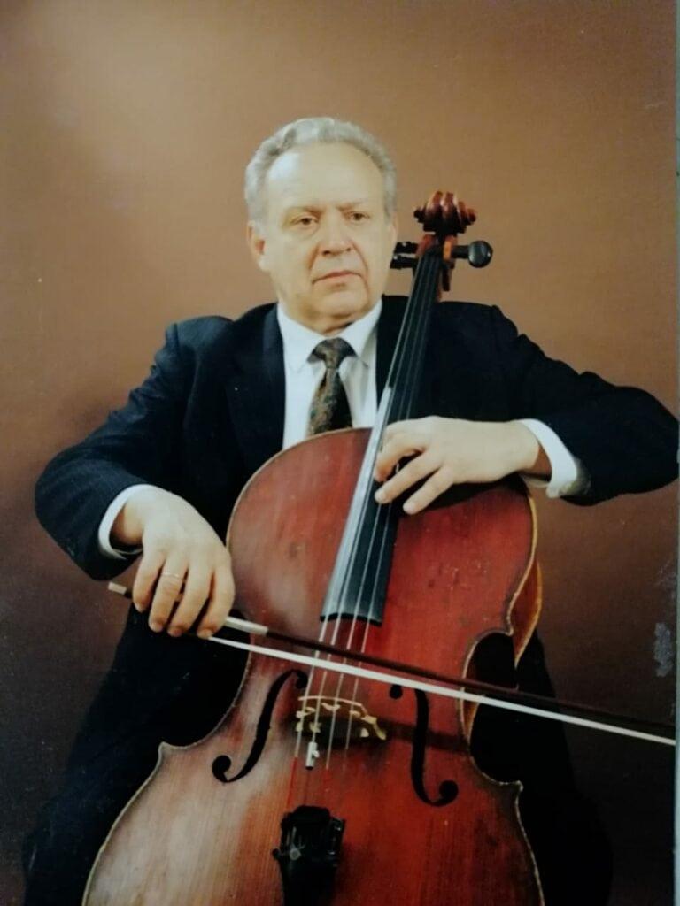 13 июня – день рождения виолончелиста Александра Федорченко