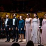 Ораторию Мендельсона «Илия» исполнили в концертном зале «Зарядье»
