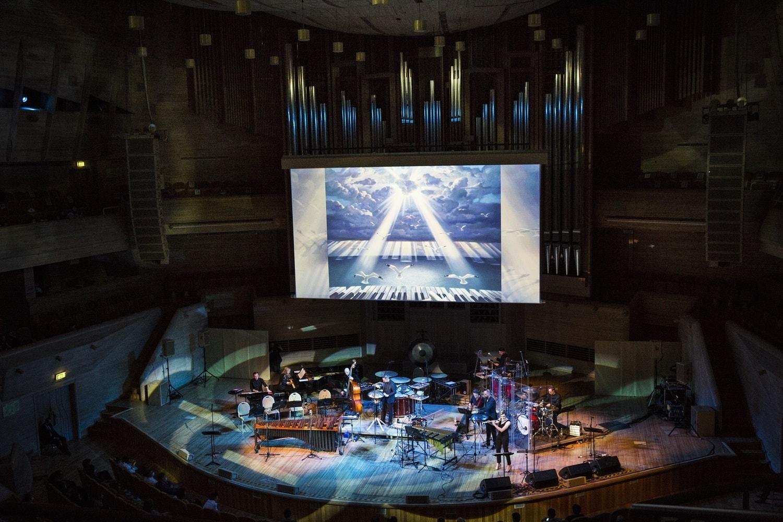 Сцена Светлановского зала ММДМ 24 мая 2021. Фото - Александра Картавая