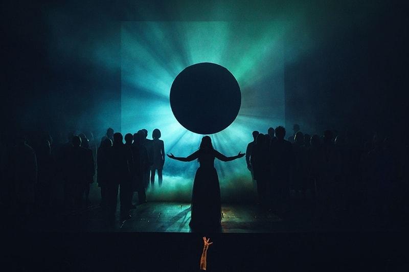"""""""Иоланта"""" в Пермском театре оперы и балета. Фото - Андрей Чунтомов"""