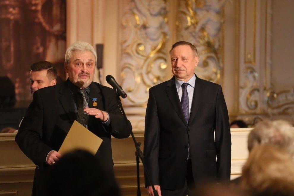 Юрий Александров и Александр Беглов