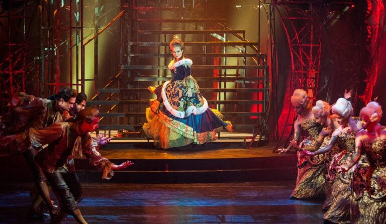Долгожданное возвращение: мюзикл «Граф Орлов» в Театре оперетты