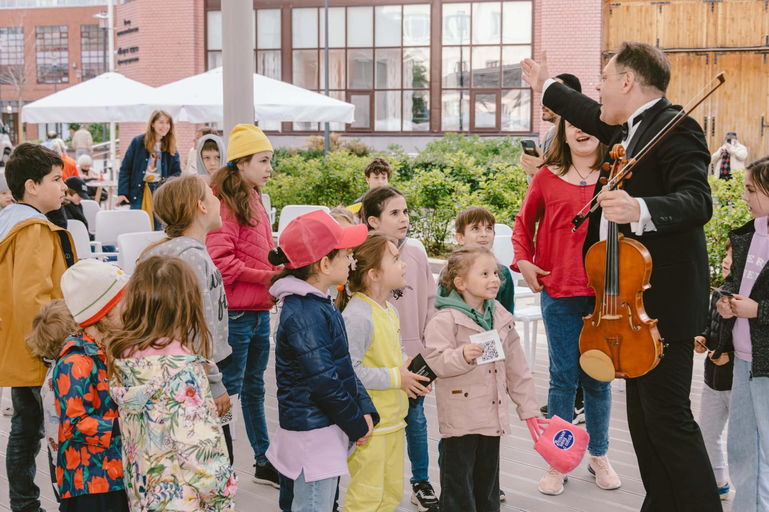 «Неоконченная мелодия для картины» прозвучит в Москве