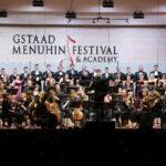65-ый фестиваль Иегуди Менухина проходит в Гштааде