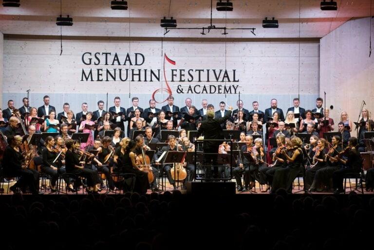 65-й фестиваль Иегуди Менухина проходит в Гштааде