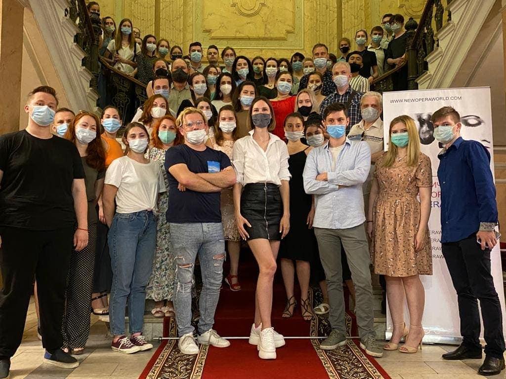 В Москве начала свою работу VI Международная Оперно-Симфоническая лаборатория «New Opera World»