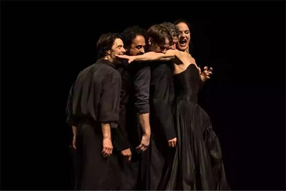 Театр танца Пины Бауш впервые выступит в Петербурге