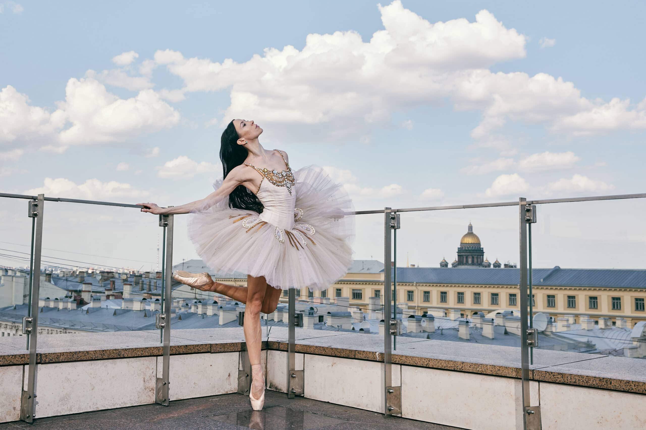 Виктория Терешкина. Фото - Михаил Вильчук