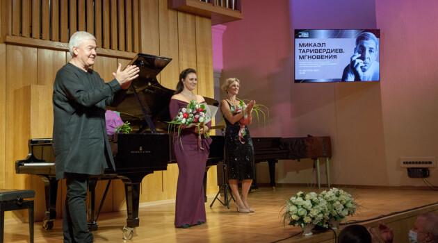 Алексей Гориболь, Венера Гимадиева, Наталья Петрожицкая