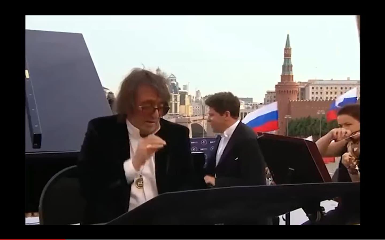 В честь олимпийцев Мацуев и Башмет объединили Первый концерт Чайковского и хит Queen